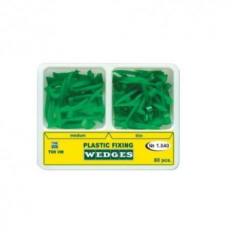 وج وج پلاستیک سبز رنگ - Tor VM