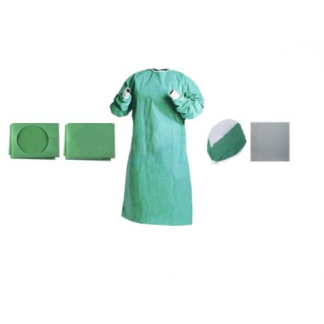 روکش ها و روپوش ها پک جراحی استریل کامل -روشا طب