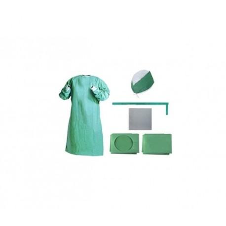 پک استریل پک جراحی استریل نیمه-روشا طب