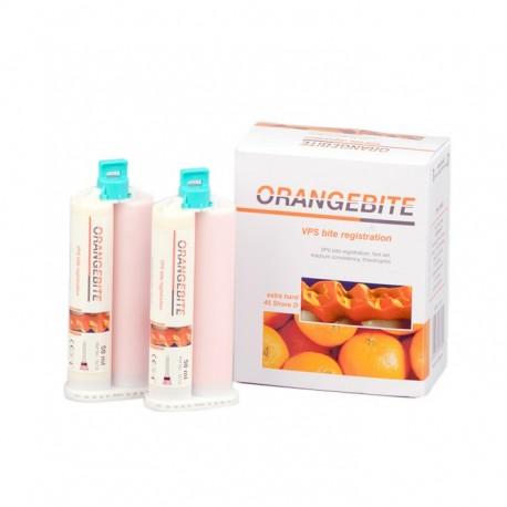 افزایشی (A-Silicon) ماده ثبت بایت مدیسپت مدیسپت Medicept - OrangeBite
