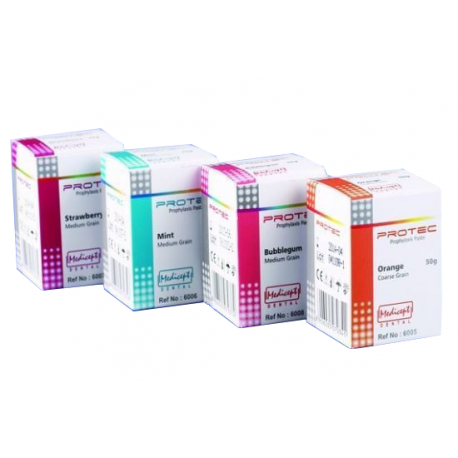 جرمگیری خمیر پروفیلاکسی medicept-protect