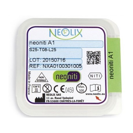 فایل روتاری فایل روتاری نئولیکس Neolix A1