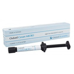 کامپوزیت سرامیکی میکروهیبرید Oxford -Ceram micro