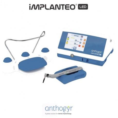 موتور جراحی و ایمپلنت موتور جراحی -Anthogyr - Implanteo