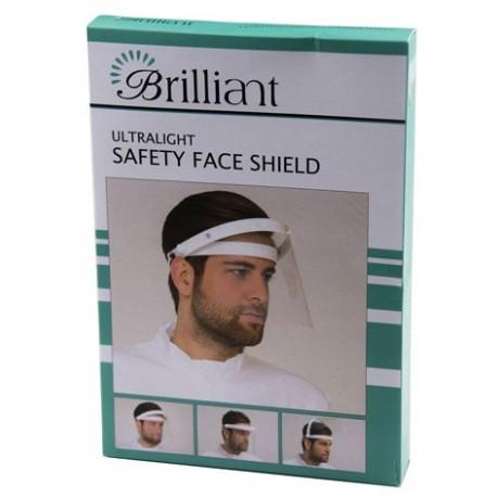 ماسک و عینک و محافظ ها شیلد محافظ متحرک تکسان