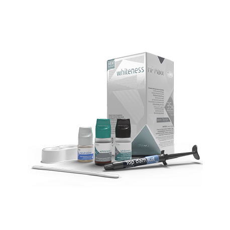 بلیچینگ مطب بلیچینگ نوری مطب وایتنس اچ پی مکس FGM - Whiteness MAXX HP