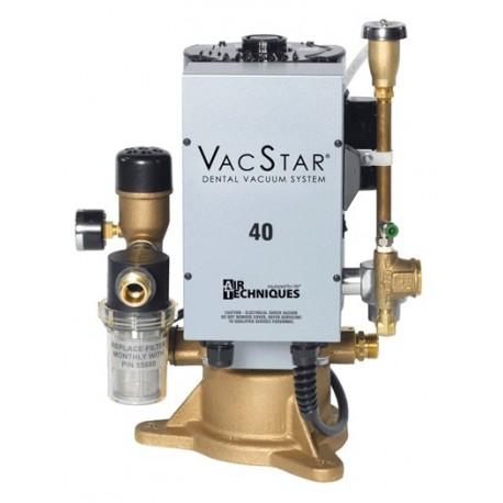 ساکشن مرکزی ساکشن مرکزی سه یونیت -Air Techniqued VacStar 40