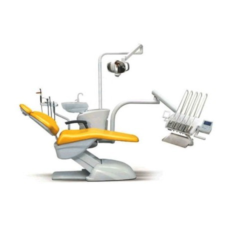 یونیت یونیت دندانپزشکی شلنگ از پایین مدل SC 100 -شیک طب