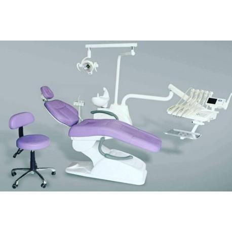 یونیت یونیت دندانپزشکی تابلت 4 شلنگ از بالا - Beauty