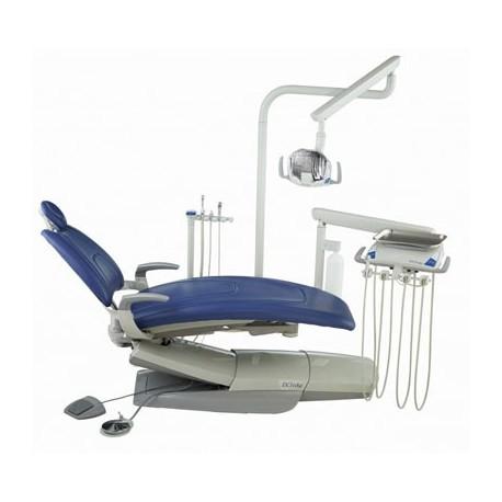 یونیت یونیت دندانپزشکی مدل Edge تابلت 4 شلنگ از بالا و پایین - DCI