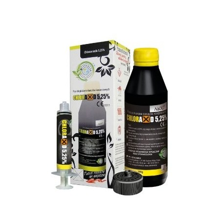 ضد عفونی کننده کانال محلول سدیم هیپوکلریت 5.25%CERKAMED