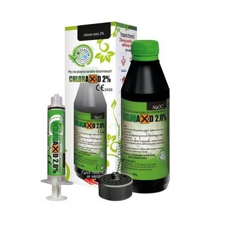 ضد عفونی کننده کانال محلول سدیم هیپو کلریت 2% CERKAMED