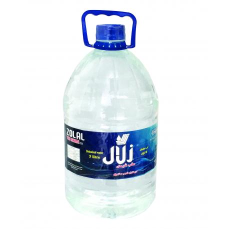 سایر آب دیونیزه و مقطر زلال طب شیمی