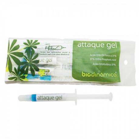 اسید اچ ژل اسید اچ فسفریک 37 درصد بیودینامیکا - Biodinamica Attague Gel