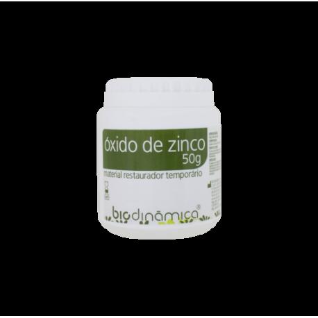 پانسمان موقت و کویت پودر زینک اکساید - Biodinamica Zincoxide