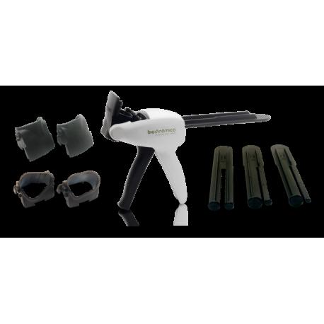 عمومی قالبگیری گان تزریق قالبگیری BIODINAMICA-Dispenser Gun Triple Mode