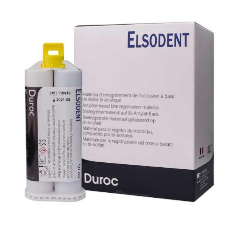 افزایشی (A-Silicon) واش قالب گیری دوروک Elsodent - Duroc