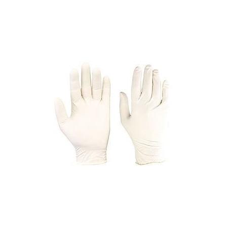 دستکش جراحی دستکش جراحی لاتکس کم پودر-Supermax