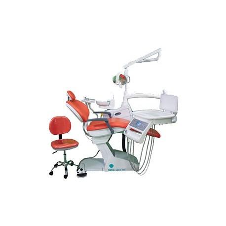 یونیت یونیت دندانپزشکی اژاکس شیلنگ از پایین مدل SDS q1