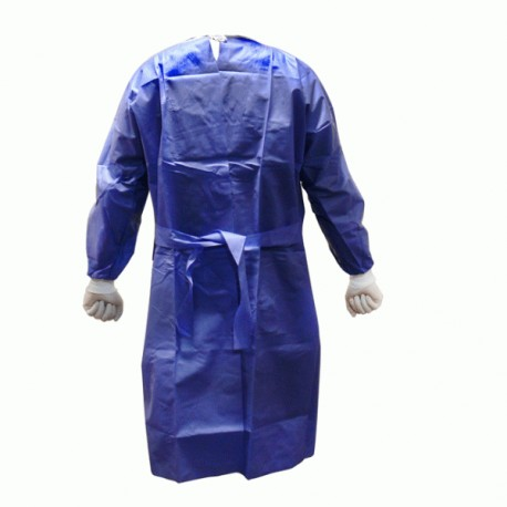 روکش ها و روپوش ها گان جراحی آستین کش دار-Dr.scott