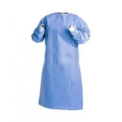 گان جراحی بلند آبی - روشا